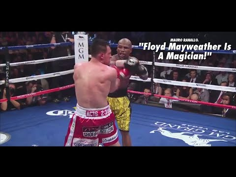"This Is Why Floyd Mayweather Is The ""Greatest Of All Times"""