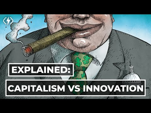 Does Capitalism Really Drive Innovation?
