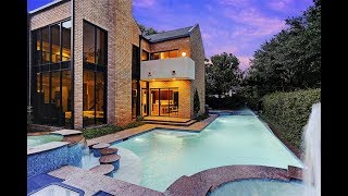Classic Frank Lloyd Wright Inspired Home in Houston, Texas | Sotheby