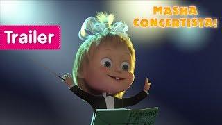 Masha e Orso - Masha Concertista! 🥁 (Trailer)