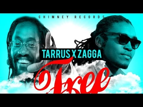 Tarrus Riley Ft. Zagga - Free Up [Happy Hour Riddim] September 2014
