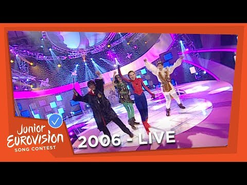 New Star Music - Povestea Mea - Romania - 2006 Junior Eurovision Song Contest