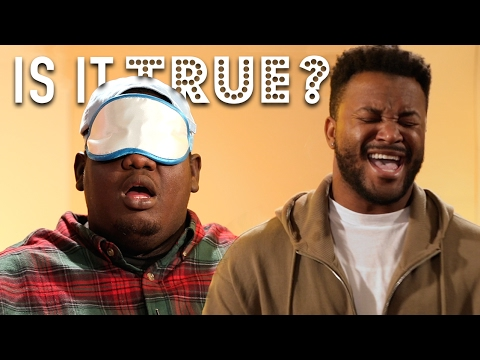 Big Guys Sing Better | Is It True?