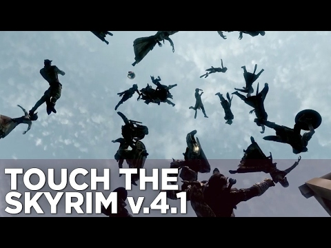 Touch the Skyrim Ep. 12: Nick and Griffin SUMMON THEIR CONGREGATION