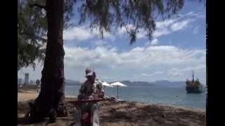 THIEN DANG AI AN Lam Phuong Guitar Hawaii CAODZAN 03DVD47