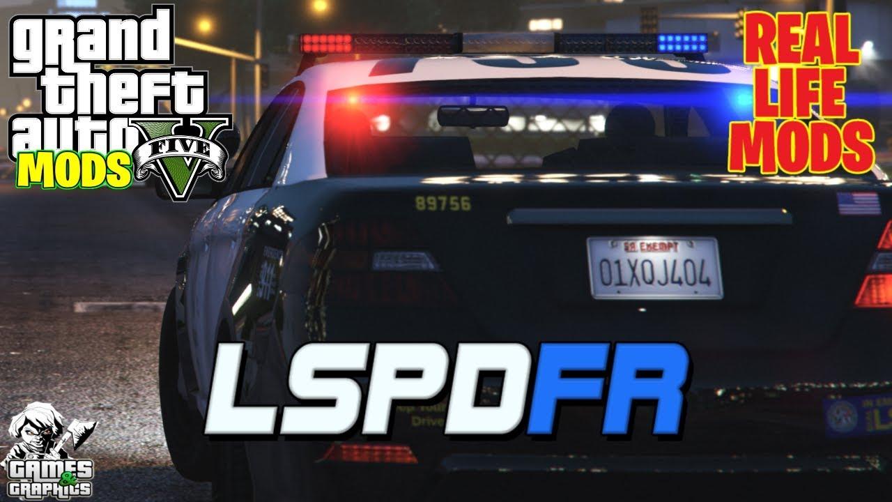 GTA 5 LSPDFR - Manual Install (Voice Tutorial) 2019 GTA 5 MODS