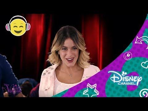 Disney Channel España   Videoclip Violetta - En gira ep.225