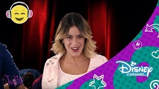 Disney Channel España | Videoclip Violetta - En gira ep.225