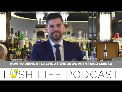 Tiago Serrão, Galvin at Windows, Hilton Park Lane, London