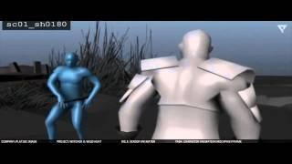Ведьмак 3 — создание CG трейлера «Убивая Монстров»