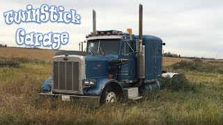 1979 Peterbilt 359 Restoration Project Episode 1 Rescued From The Grave