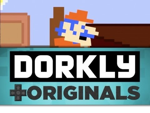 Dorkly Bits - Mario Meets With His Agent