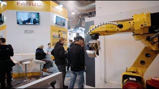Industrial Fair 2019 in Slovenija – FANUC