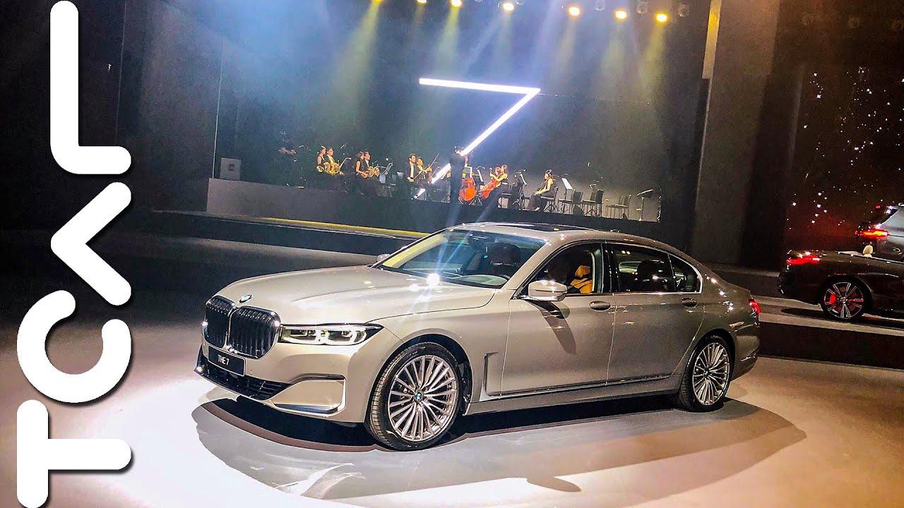 【新車搶先看】全新BMW 7系列發表 德哥賞車 -TCar - YouTube