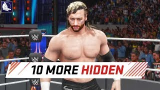 10 More New Finishers from Carry & Drag Position in WWE 2K18 (animations)
