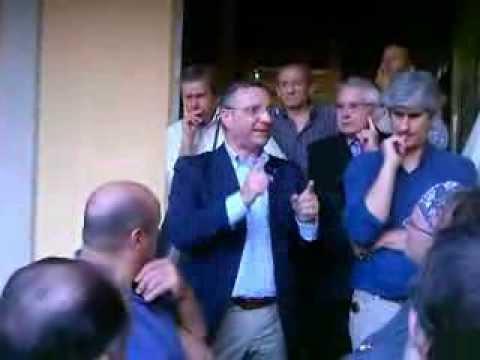 Michele Mogavero. Forestali, l'intervento del Segretario Generale Cgil Palermo, Maurizio Calà.