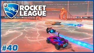 Buzda kayarım I Rocket League Türkçe Multiplayer I 40. Bölüm