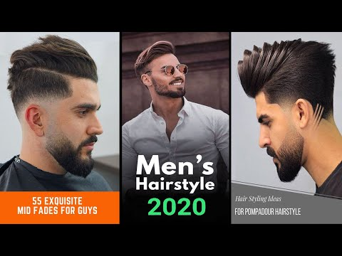 MENS Hairstyles That'll DOMINATE In 2020 (Top Styles Trend For Mens) GOOD IDEAS!