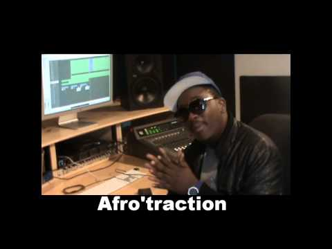 Afrotraction in Studio