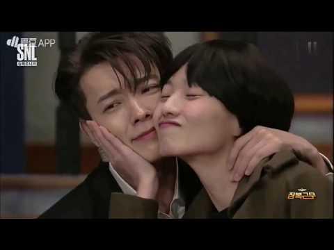 Donghae SNL cut