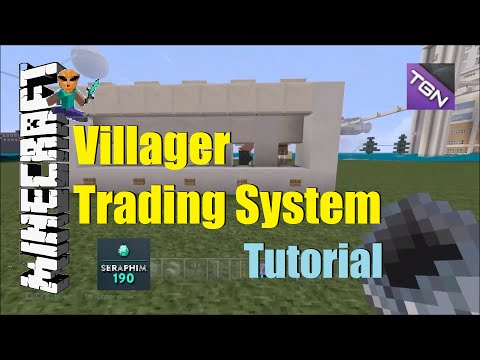 Minecraft trading system xbox