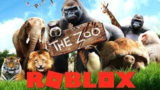 ROBLOX ZOO TYCOON !!