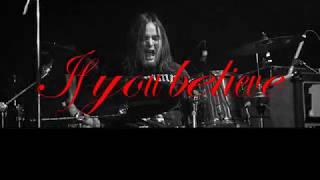 C.A.S.H. - Hell to pay - lyrics video (I am God - 2017)