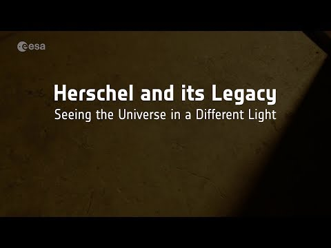 Herschel and its legacy