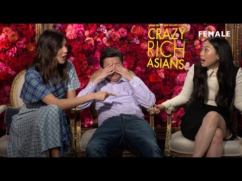 The 'Crazy Rich Asians' Cast On Filming In Malaysia
