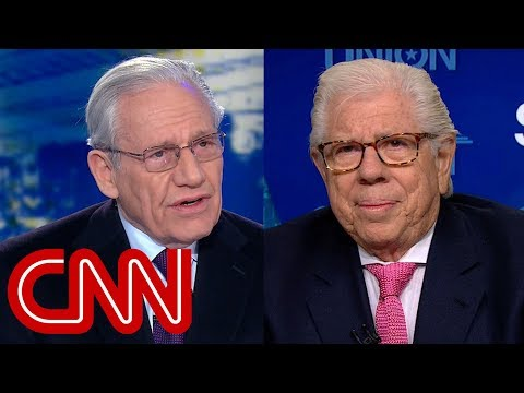 Watergate reporters weigh in on Russia investigation