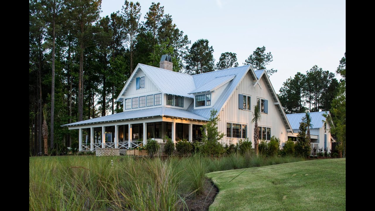 Amazing lowcountry dream house home tour youtube for House plans sc