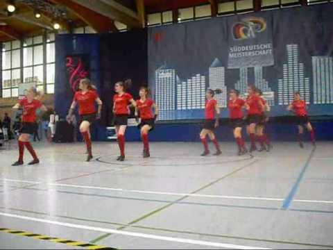 Süd-Deutsche Meisterschaft 2010 - Lollipop Girls