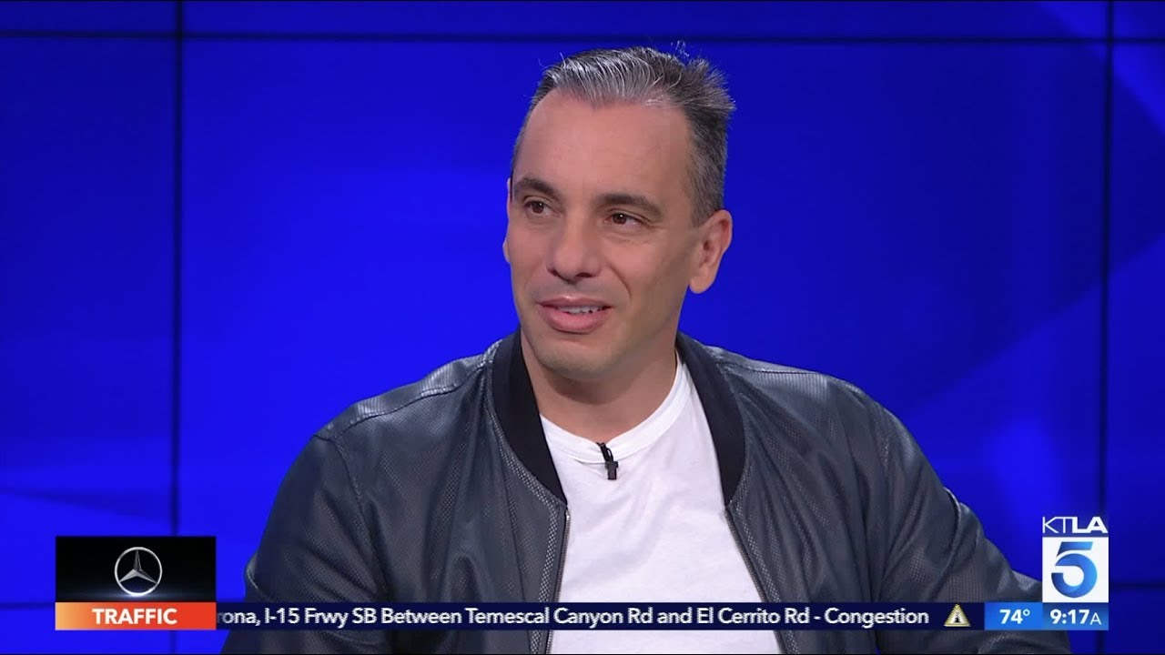 Sebastian Maniscalco on Overcoming with Failure in New Book