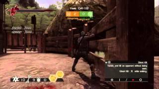 Ninja Gaiden 3 Razor's Edge Multiplayer Match 1