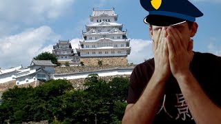 Hitchhiked the Police Car or Got Arrested & Camping in Tokyo - Stories from Japan