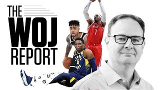 Victor Oladipo's injury, Nets rising, trade deadline scenarios, and Melo's future | The Woj Report