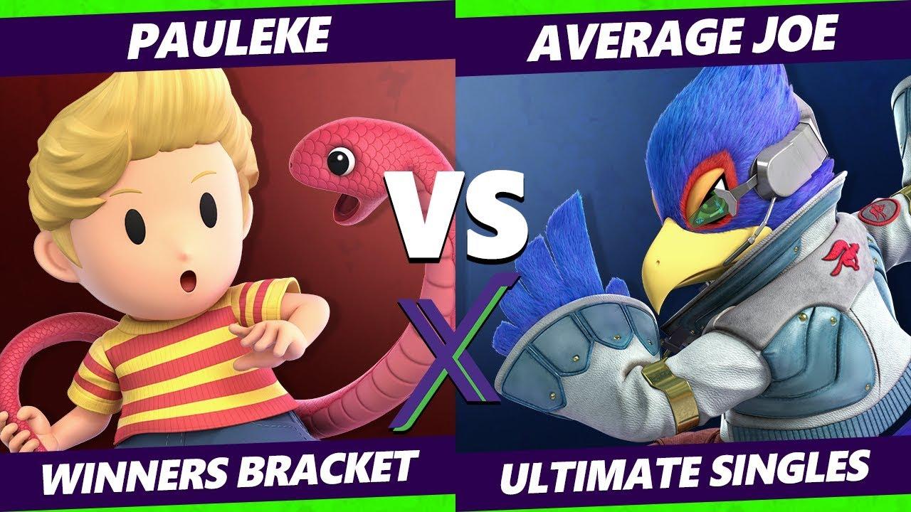 Smash Ultimate Tournament - Pauleke (Lucas)  Vs. Average Joe (Falco) - S@X 289 SSBU Winners Round 2