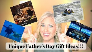 Unique Father's Day Gift Ideas 2019! | Give Them Something They Will Remember!