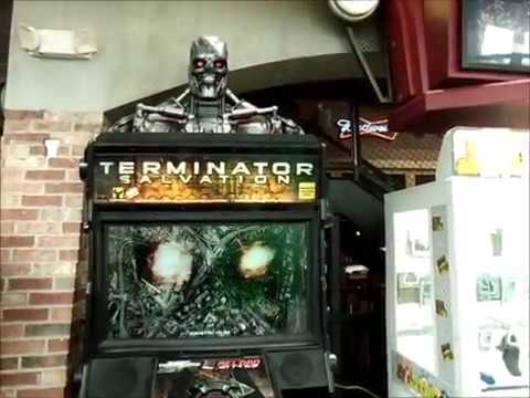 NBA City Arcade: Universal City Walk