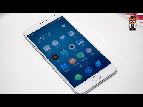 Meizu Pro 5 Hands On [English]