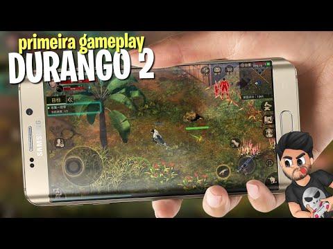 Jogando Durango 2 pela Primeira Vez! FallWorld #001