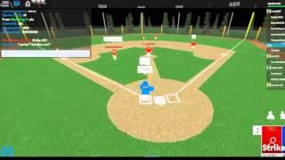 Roblox Baseball nelle città dello sport di Jokes4LIFEx mi ha colpito un grande SLAM!!!