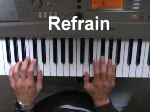 Plain White T's 1234 Piano Tutorial