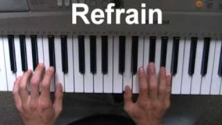 Plain White T's 1234 Piano Tutorial