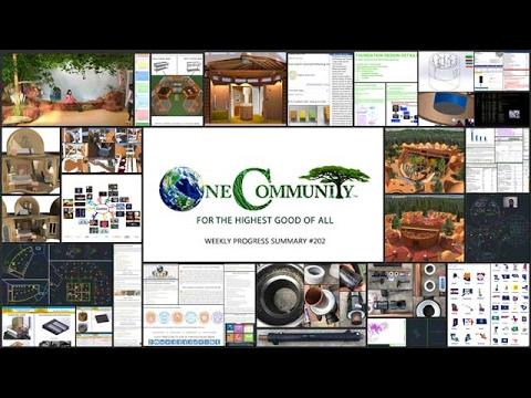 One Community Progress Update #202