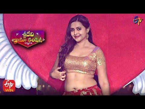 Download Rekha Vedavyas Dance Performance   Sridevi Drama Company   6th June 2021   ETV Telugu