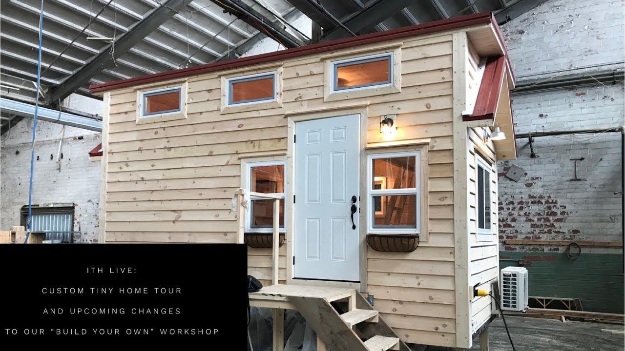 Incredible Tiny Homes Custom Tiny Home Tour And Upcoming