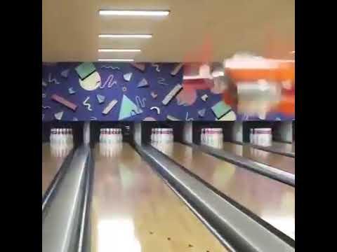 Doc Reno - Bowling Robot Makes a Strike