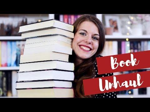 BOOK-UNHAUL | Über 20 Bücher müssen raus! | wonderbooks