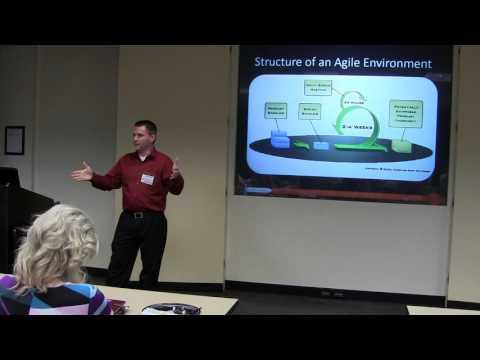 Robert Walsh - Adapting Testing for Agile